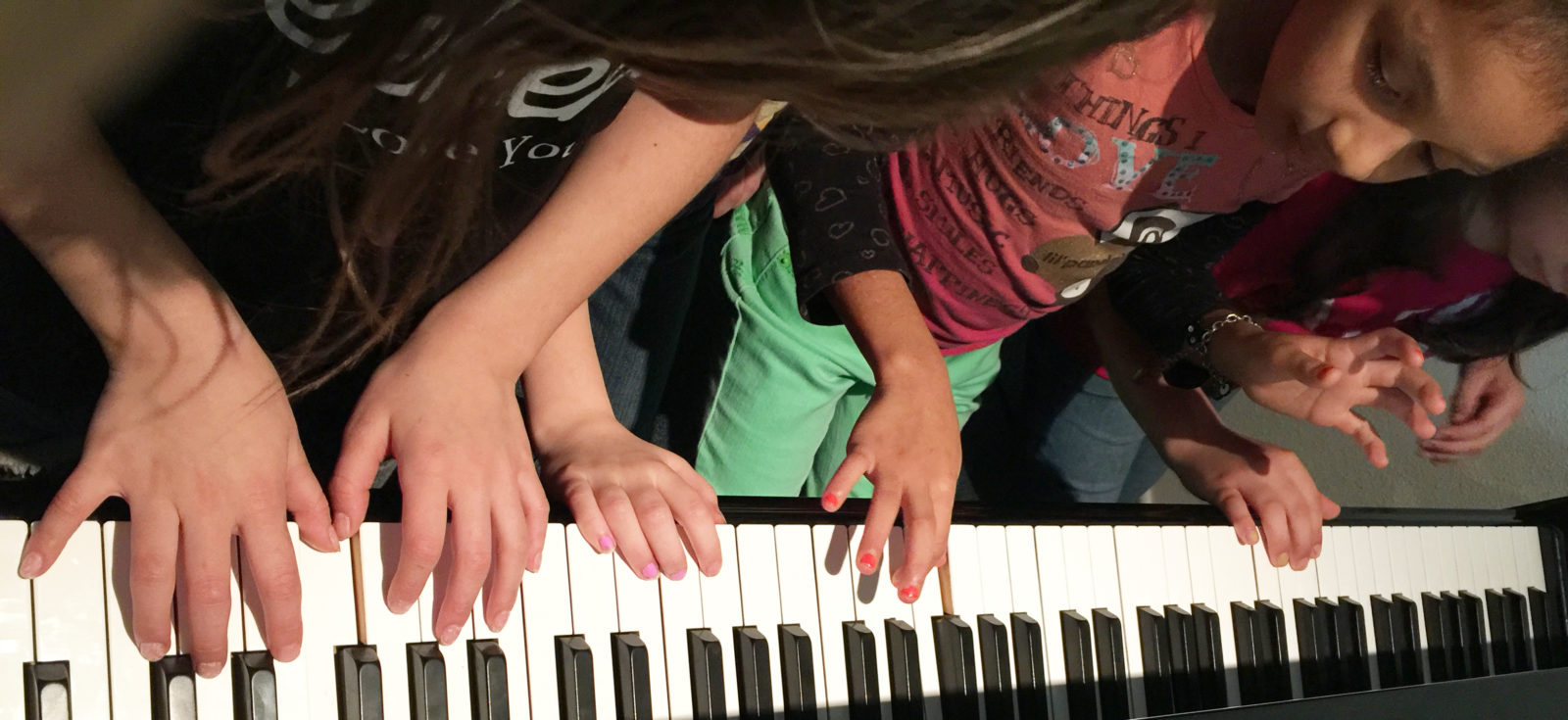 Music lessons is power food for the brain.